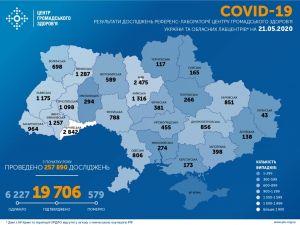 На Кіровоградщині коронавірус забрав життя ще однієї людини