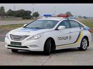 Сьогодні у Кропивницькому, близько 12-ї години, сталася ДТП за участю службової автівки