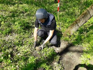 На Кіровоградщині знайшли три боєприпаси часів Другої світової війни