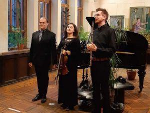 У Кропивницький прийшла «Осінь з музикою Кароля Шимановського»