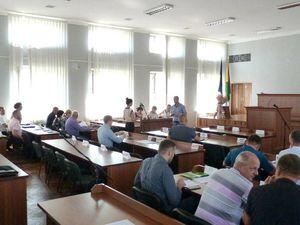 На Кировоградщине депутаты от провластной партии игнорируют сессию