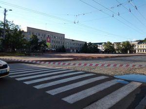Кропивницький: хто «замінував» площу Героїв Майдану?
