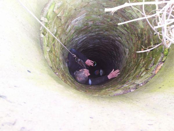 На Кіровоградщині 70-річний чоловік потрапив до колодязя