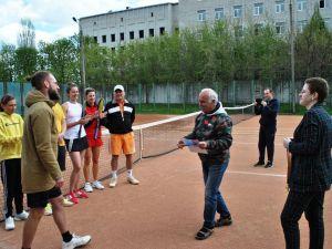 У Кропивницькому відбувся Великодній тенісний турнір