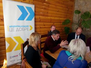 У Кропивницькому вчилися створювати об'єднані громади