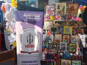У Кропивницькому проводять фестиваль книги (ФОТО, ВІДЕО)