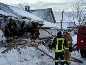 Кіровоградщина: У лазні вибухнув твердопаливний котел (КОТЕЛ)