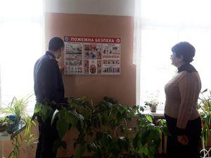 На Кіровоградщині рятувальники перевіряють майбутні виборчі дільниці (ФОТО)