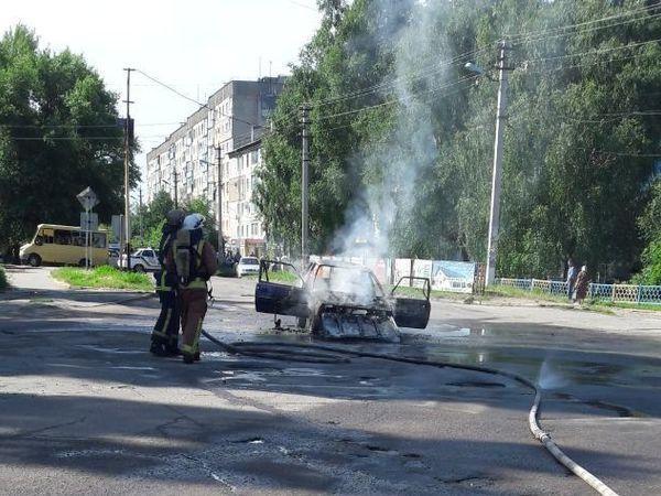 Кіровоградська область: Вогнеборці приборкали чотири займання