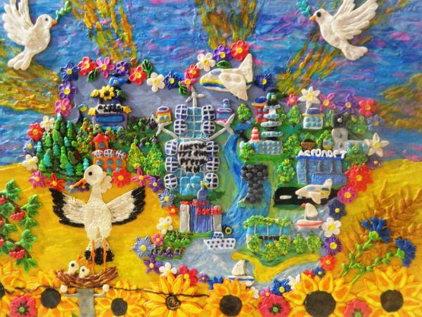 До Кропивницького з виставкою приїздить юний талановитий художник з Золотого