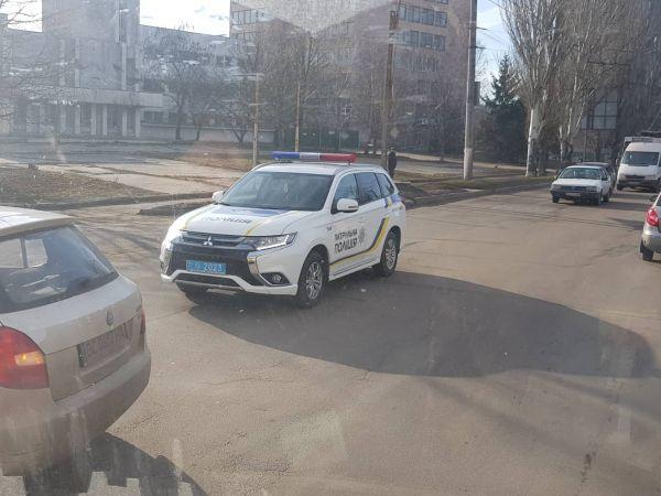 Кропивницький: На Полтавській сталася ДТП (ФОТО)