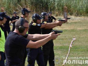 Олександрійська поліція здобула перемогу на чемпіонаті зі стрільби