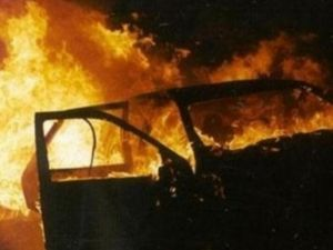 У центрі міста вибухнула автівка