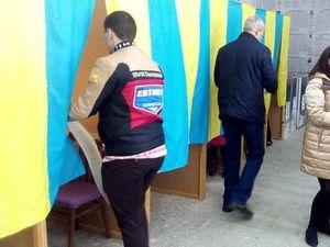 Як обирають Президента України мешканці Нової Балашівки (ФОТО)