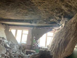 У Кропивницькому на Яновського у будинку обвалилися плити
