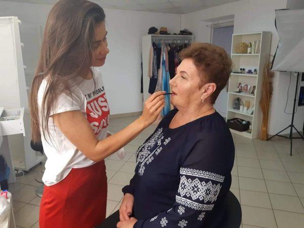 Кропивницькі ротарійці долучилися до Всеукраїнського фотопроекту «Мама Героя»