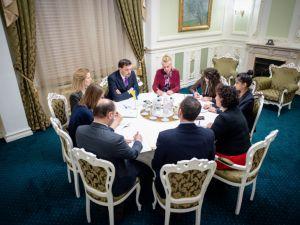 Україна та Великобританія окреслили нові шляхи співробітництва