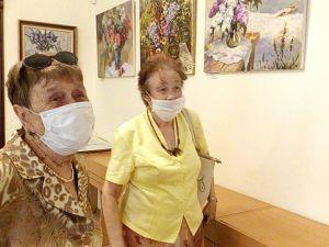 У Кропивницькому після тримісячної ізоляції запрацювала художня галерея (ФОТО, ВІДЕО)