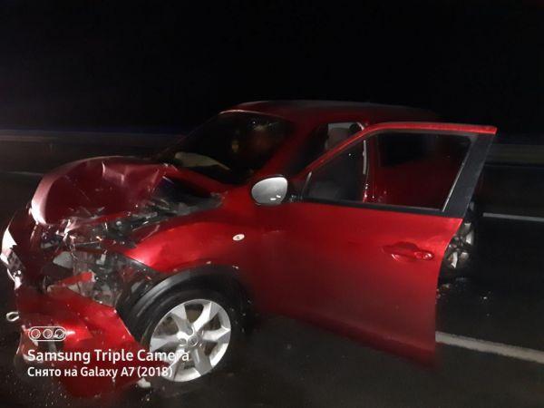 Кіровоградщина: У Благовіщенському районі сталася аварія
