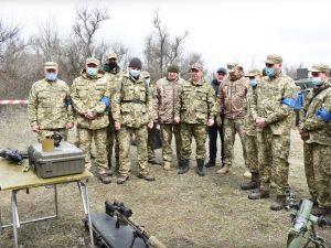Кіровоградські резервісти відточують навики стрільби