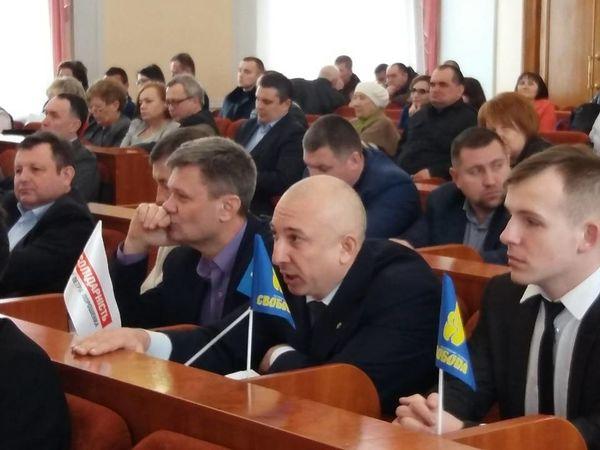 Кропивницькі депутати не  підтримали закон про кримінальну відповідальність за заперечення Голодомору