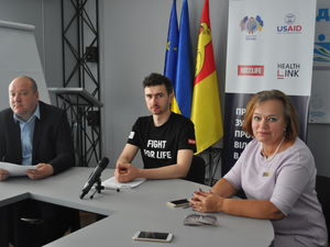 На Кіровоградщині реалізують проект HealthLink, який наближає допомогу пацієнтам