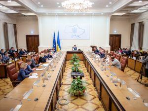 Кабінет Міністрів схвалив низку кадрових рішень