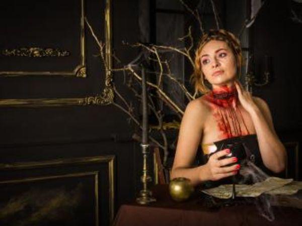 Геловін в студію! Практика horror-моделі