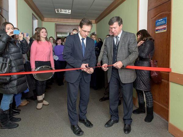 У Кропивницькому відкрили Інформаційний центр ЄС