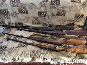 У мешканця Кіровоградщини поліцейські вилучили зброю