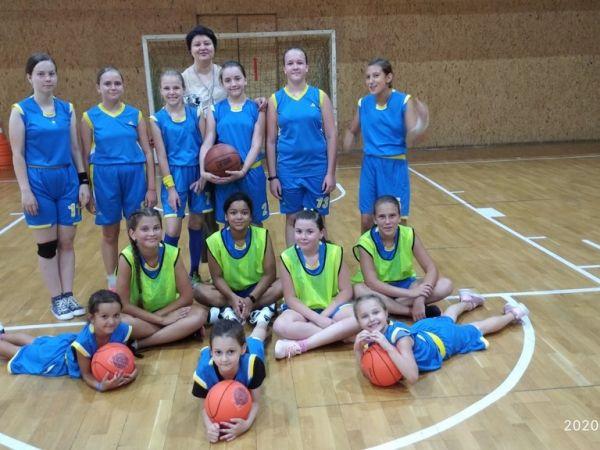 Як юні баскетболісти проводять «Олімпійське літо»