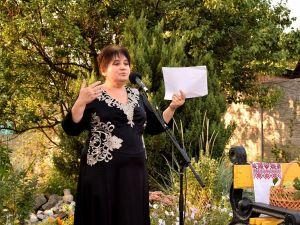 У Кропивницькому Світлана Орел представила свій переклад віршів Тарковського українською