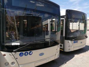 Шість нових тролейбусів вийде на маршрути Кропивницького