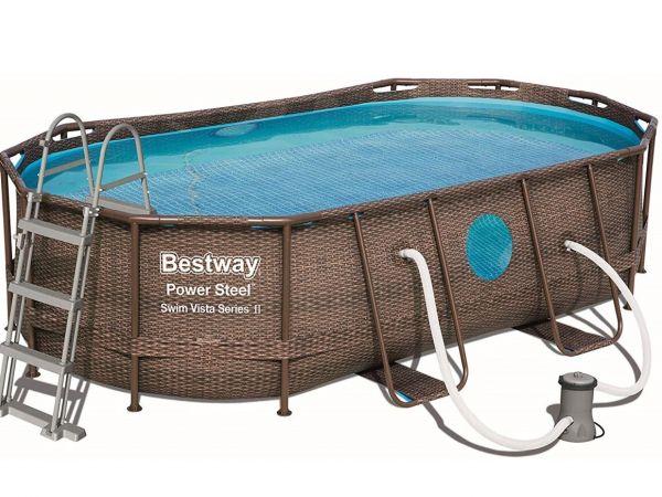 Как выбрать бассейн, чтобы соседи завидовали?