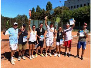 У Кропивницькому пройшов тенісний турнір
