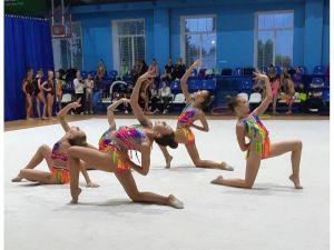 Хто з кропивницьких гімнасток переміг на чемпіонаті міста?