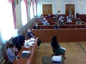 У Кропивницьому розпочала роботу сесія міської ради