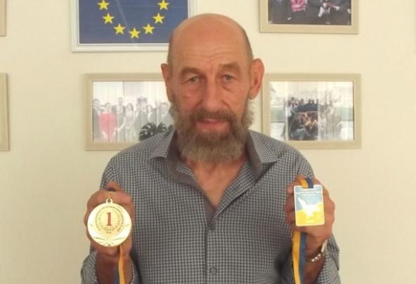 Науковець з Кропивницького тріумфально повернувся на борцівський килим