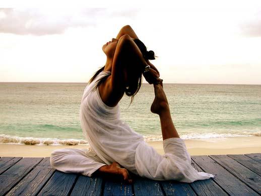 У кропивничан з'явилася чудова можливість випробувати на собі цілющу силу хатха–йоги