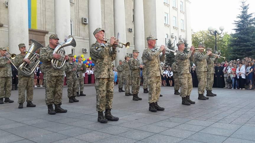 День міста Кропивницького стартував на площі біля міської ради (ФОТО)