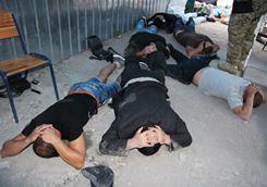 В Кропивницком задержаны десятки людей на криминальной сходке. ВИДЕО, ФОТО