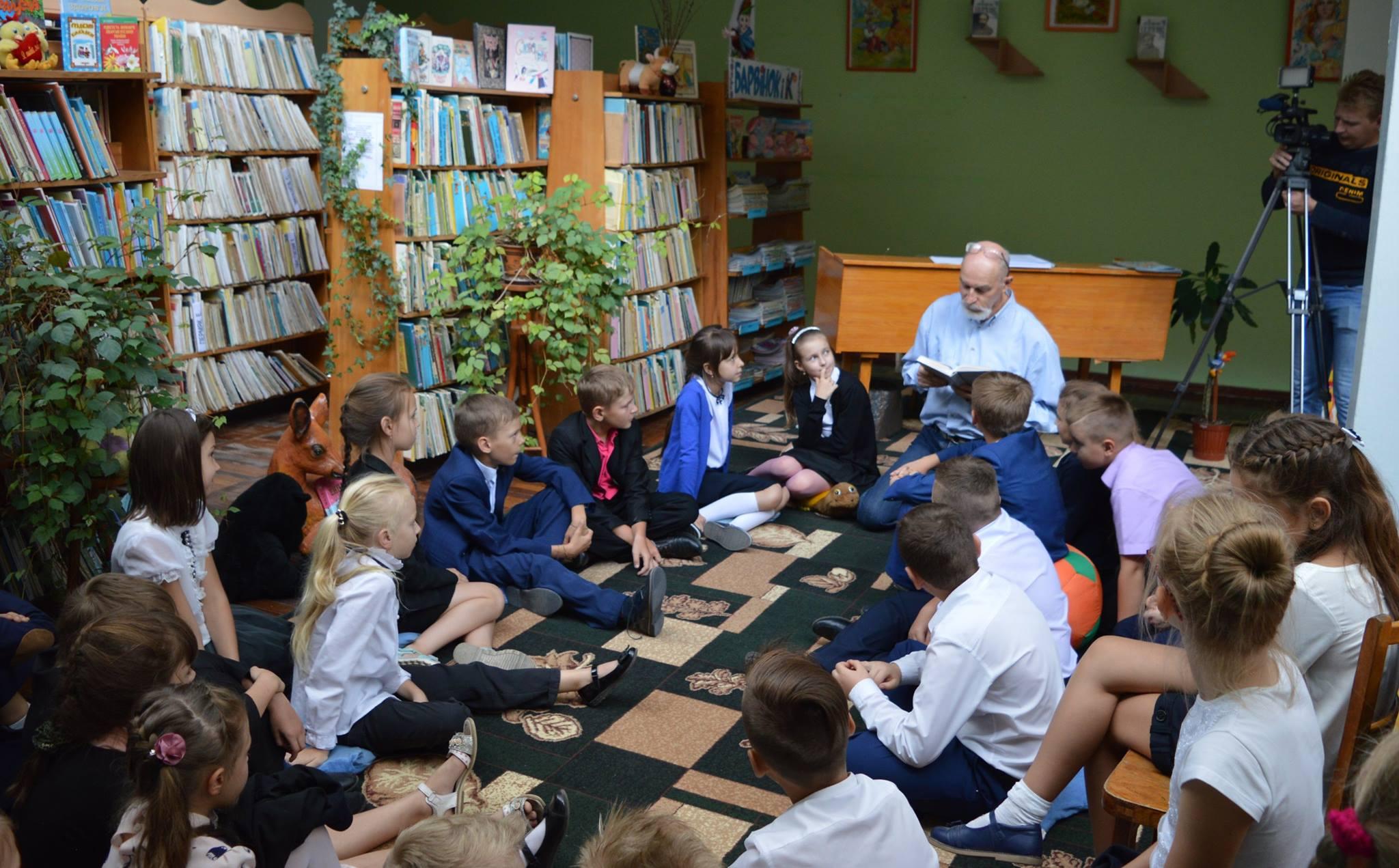 Як учні з Олександрійського колегіума разом з краєзавцем читали байки