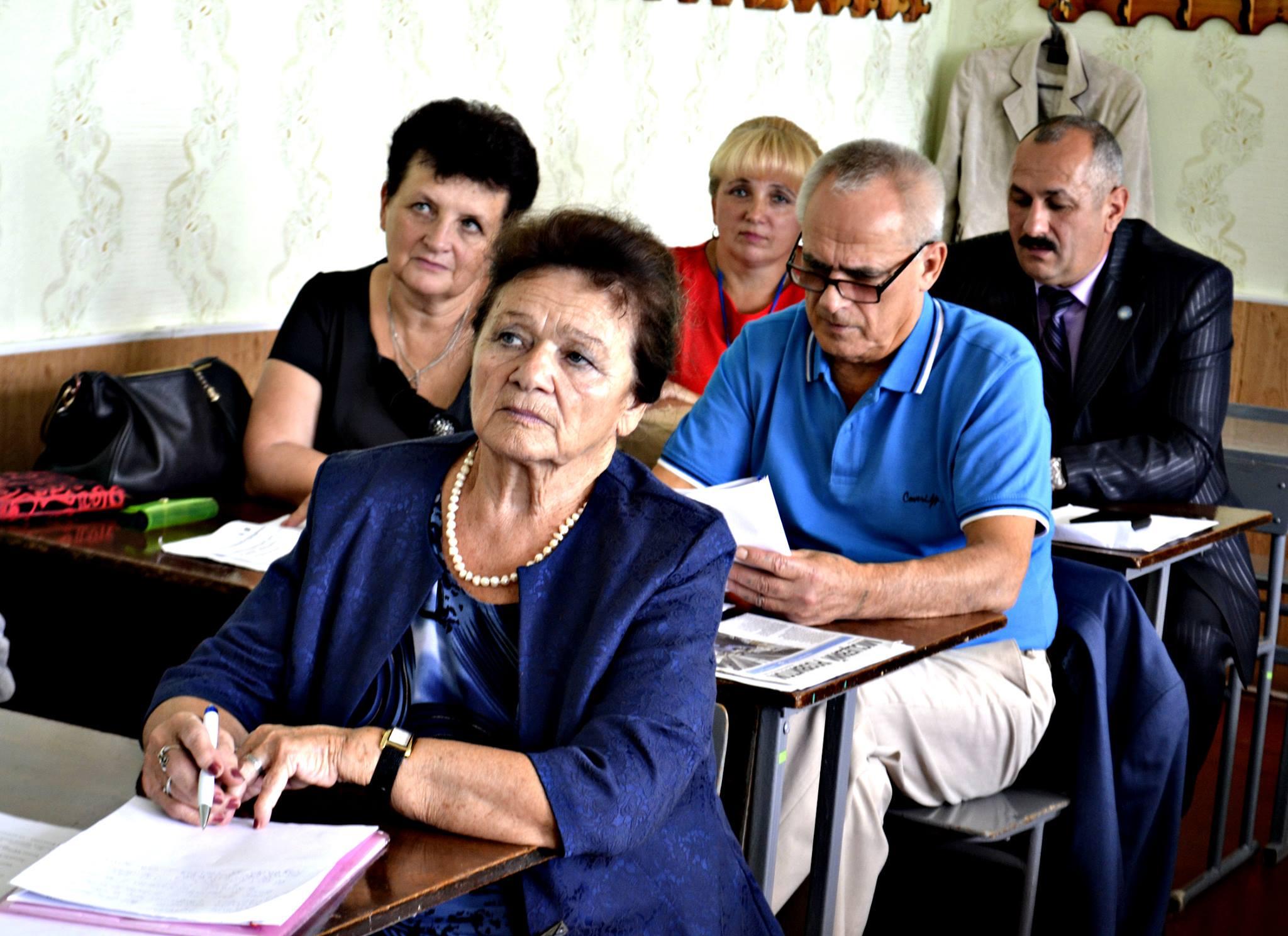 Сьогодні кропивницькі педагоги зустрінуться з президентом Петром Порошенком