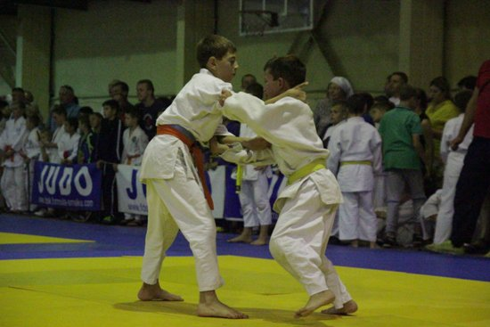 У Кропивницькому пройшов всеукраїнський турнір з дзюдо