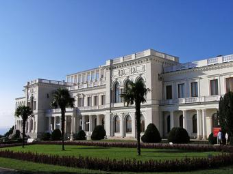 Ливадийский дворец закрыт для посещений без объяснений