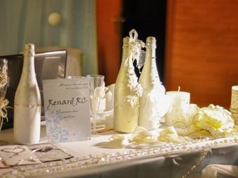 Кировоградцы, для вас уникальный свадебный декор от студии Ренард