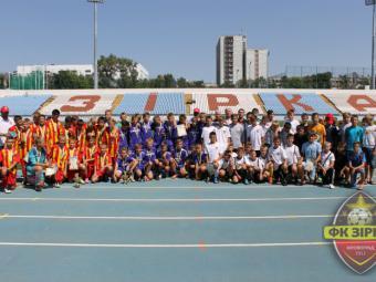 В Кировограде прошел футбольный турнир памяти Куценко