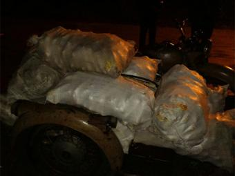 У Новоукраїнці інспектор  викрив зловмисника, який вкрав півтори тонни кукурудзи