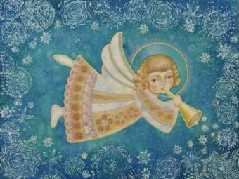 До Кропивницького завітає Різдвяний ангел