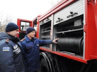 Рятувальники Кіровоградщини оновили автопарк (ФОТО)